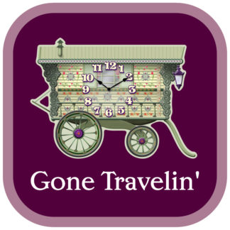 Gone Travellin' Clocks