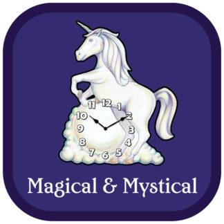 Magical and Mystical Clocks
